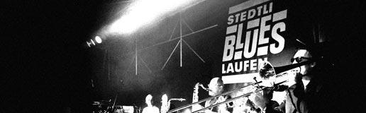 Stedtli-Blues Laufen Logo